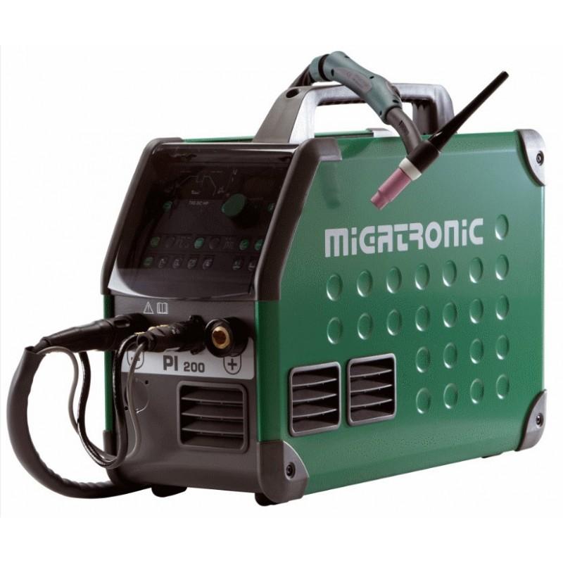 Poste TIG Migatronic PI 200 HP DC PFC