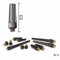 Bouchon moyen 53mm pour torche TIG 9/20