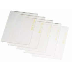 Protection incolore 98x47x1mm (X10)